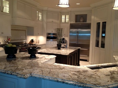 Granite Kitchen Countertops Extremely Durable