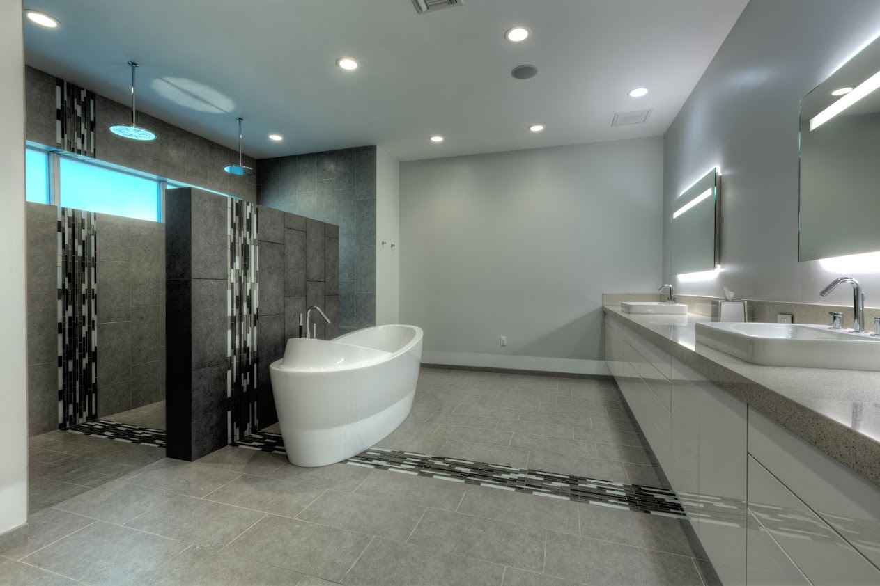 Living Gray Porcelain Tile